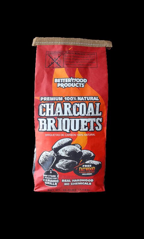 Briquetas de carbón 1