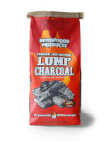better wood products lump charcoal